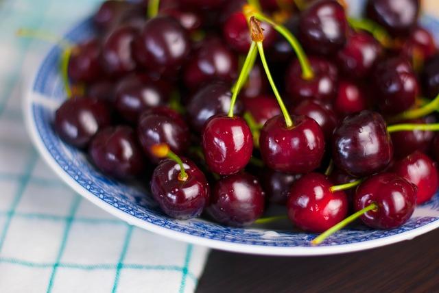 Sterilované višně recept