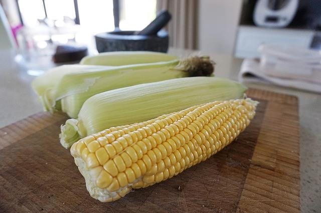Zavařování kukuřice recepty