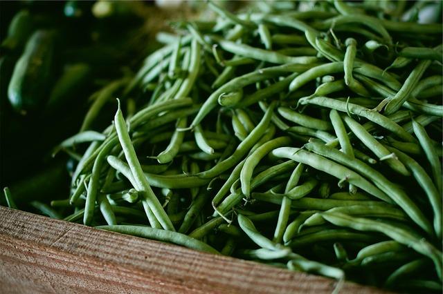 Sterilované fazolky ve slaném nálevu recept
