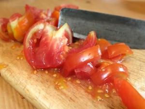 Domácí kečup z rajčat recept