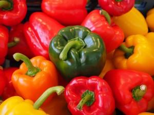Sterilované papriky ve sladkokyselém nálevu recept