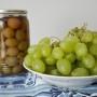 Kompot z hroznového vína