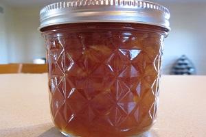 Jablečný džem recept