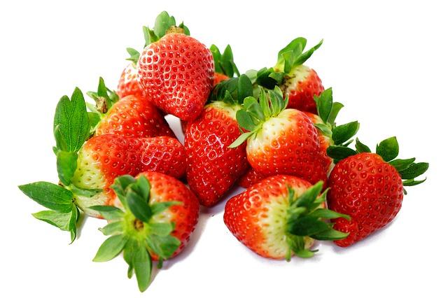 Jak zmrazit jahody postup