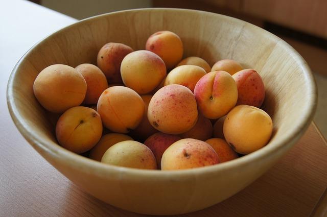 Meruňkový kompot recept
