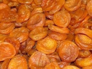Sušené meruňky recept