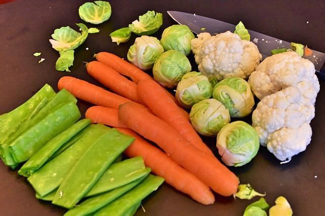 Bílkoviny v zelenině a jejich zdroje
