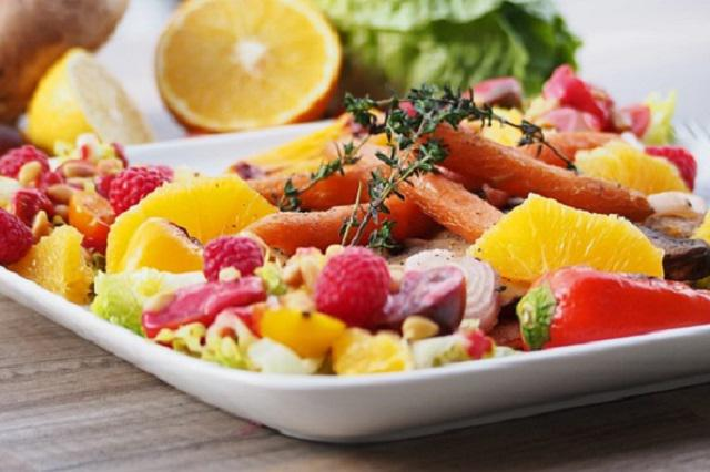 Vitamín C v ovoci a zelenine