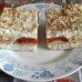 Výborný meruňkový koláč na plech